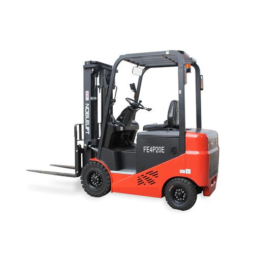 Fuel cell forklift truck